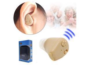 Valuetom Rechargeable Mini Adjustable Tone In Ear Digital Hearing Aids Sound Amplifier