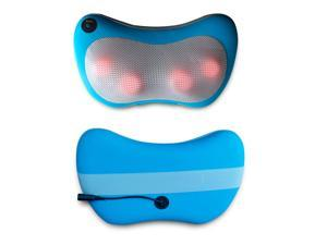 Butterfly Shape Neck Massage Pillow Home And Car Use