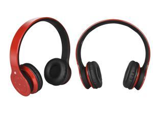 Bluetooth Headphone,  Wirelessly enjoy music, Hi-Fi sound quality, NFC, link two Bluetooth devices at the same time, Soft Fit Ear Covers, Built-In Microphone