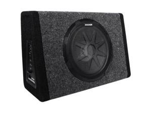 "Kicker PT250 10"" Heavy-Duty Subwoofer w/ Built-in RMS power rating of 100W"