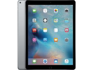 "Apple iPad Pro 12.9"" Retina Display 128GB Touch ID Wi-Fi Only Space Gray - ML0N2LLA"