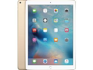 "Apple iPad Pro 12.9"" Retina Display 128GB Touch ID Wi-Fi + 4G LTE Gold - ML3Q2LL/A"