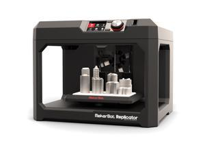 MakerBot MP05825 5th Gen 100-Micron Layer Resolution Replicator Desktop 3D Printer