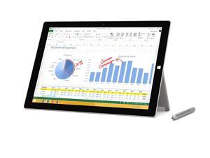 Microsoft Surface Pro 3 Tablet (12-Inch, 128 GB, Intel Core i5, Windows 10) MQ2-00019