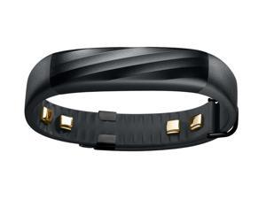 UP4 by Jawbone Heart Rate Activity Sleep Tracker Black Twist