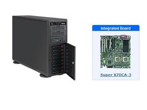 Supermicro SYS-7045A-C3B 4U Server with X7DCA-3 Motherboard