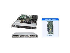 Supermicro SYS-1018GR-T 1U Server with X10SRG-F Motherboard