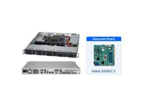 Supermicro SYS-1018D-73MTF 1U Server with X10SL7-F Motherboard