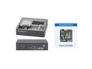 SuperMicro SYS-E200-8B Mini-ITX Server with X10SBA Motherboard