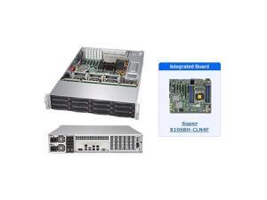 Supermicro SSG-5028R-E1CR12L 2U Storage Server