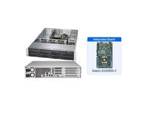 Supermicro SYS-5028R-WR 2U Server with X10SRW-F Motherboard