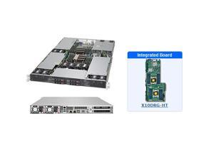Supermicro SYS-1028GR-TRT 1U Server with X10DRG-HT Motherboard