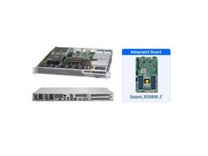 Supermicro SYS-1017R-WR 1U Server with X9SRW-F Motherboard