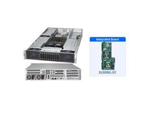 Supermicro SYS-2028GR-TRT 2U Server with X10DRG-HT Motherboard
