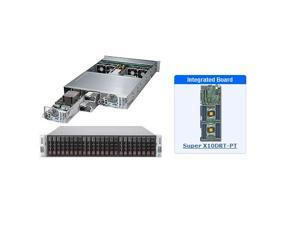 SuperMicro SYS-2028TP-DECTR 2U Server with X10DRT-PT Motherboard