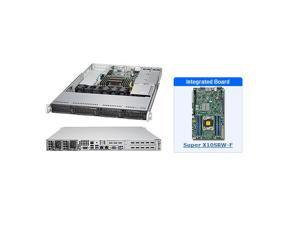 Supermicro SYS-5018R-WR 1U Server with X10SRW-F Motherboard