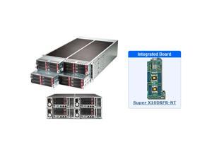 Supermicro SYS-F628R3-RC0BPT+ 4U Server - 4 Hot-plug System Nodes