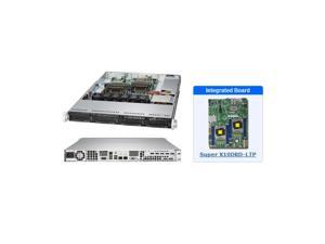 Supermicro SYS-6018R-TDTP 1U Server with X10DRD-LTP Motherboard
