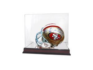 San Francisco 49ers 2013-14 Autographed Full Size Team Helmet