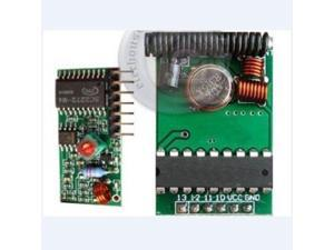 RF Transmitter and Receiver Link Kits - With Encoder and Decoder for Arduino