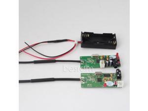 2.4GHz NRF24z1 Dual Communication Audio Wireless Headset Module NX102S