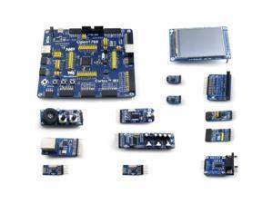 "NXP ARM LPC LPC1768FBD100 Cortex-M3 NXP ARM Development Board + 3.2""LCD"