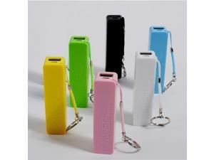 Universal 2600mAh power bank Battery Bank portable external battery charger backup power pack for mobile phone