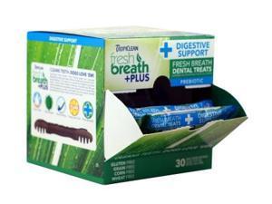 Fresh Breath Plus Dental Treats Digestive Cube,  Color: Green, Size: 2.5 pounds