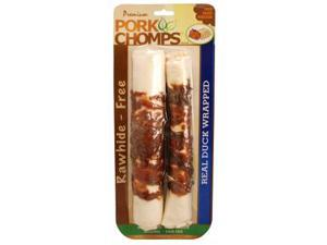 PREMIUM PORK CHOMPS EXPANDED ROLL W DUCK