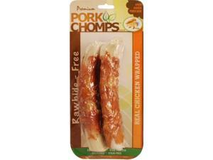 PREMIUM PORK CHOMPS EXPANDED ROLL W CHICKEN