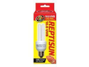 Reptisun 10.0 Uvb Mini Compact Fluorescent Bulb Size: 13 Watt