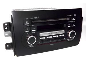 Suzuki 07-12 SX4 AM FM Tuner mp3 wma CD Player XM Ready Radio CLCR17 39101-80JD0