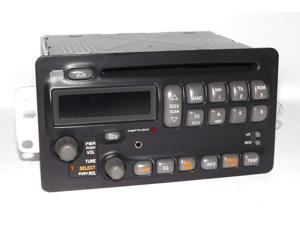 Pontiac Sunfire & More 01-05 AM FM CD Player Radio w Aux iPod mp3 Input - U1P