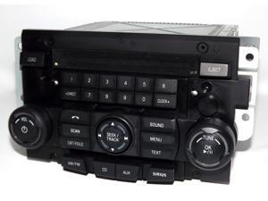 Ford Focus 2008 Factory Radio AM FM mp3 CD Player Radio - 8S4T-19C107-BH No Face