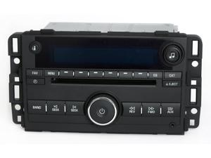2009-2010 Chevrolet Impala AM FM Radio mp3 CD Player Aux Input 20914861 Unlocked