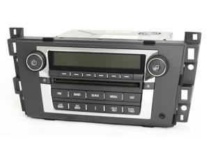 Cadillac DTS 2006 Radio AM FM mp3 CD Player w Aux Input - Part 15809941 UNLOCKED