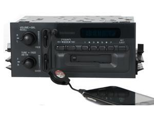 Chevy GMC 1995-02 Truck Van Radio AM FM Cassette Player w Aux mp3 Input 16180215