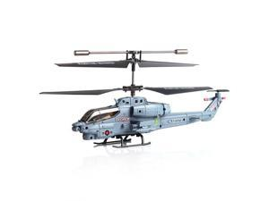 Syma S108G 3.5 CH Channel Remote Controlled Helicopter Marine Cobra w/ GYRO