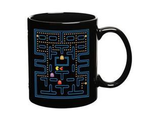 PAC-MAN Disappearing Ghosts Color Changing Ceramic Mug