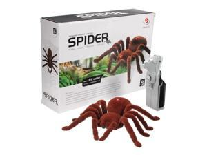 "Halloween Remote Control 11"" 2 CH Channel Infrared Spider Tarantula  - Prank Toy For Gift"