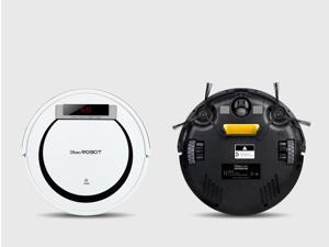 Automatic Vacuum Cleaner Robot Microfiber Smart Robotic Mop Dust Cleaner Auto-Recharge Schedule High Suction ML009