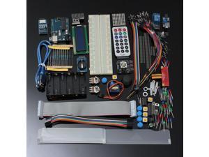 Ultimate Starter Kit for Arduino UNO R3 1602 LCD Servo Motor LED Relay NEW