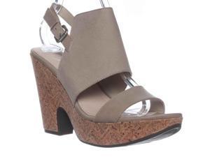 Naya Misty Slingback Wedge Sandals - Frappe, 8.5 M US / 39.5 EU