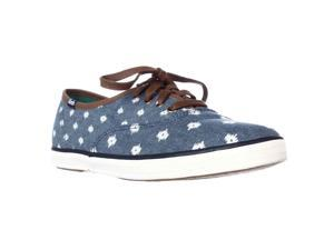 Keds Champion Originals Casual Sneakers - Native Dot Indigo, 8.5 M US