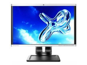 """HP LA2205WG 1680 x 1050 Resolution 22"""" WideScreen LCD Flat Panel Computer Monitor Display Scratch and Dent"""