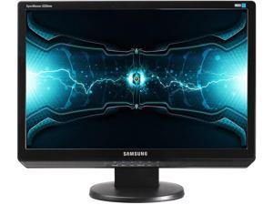 "Samsung 2220WM 1680 x 1050 Resolution 22"" WideScreen LCD Flat Panel Computer Monitor Display Scratch and Dent"