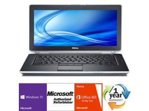 """Dell Latitude E6430 Intel i5 Dual Core 2600 MHz 320Gig HDD 4096MB DVD/CDRW 14.0"""" WideScreen LCD Windows 10 Professional 64 Bit Laptop Notebook"""