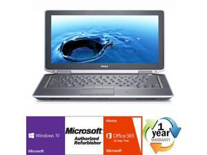 """Dell Latitude E6330 Intel i5 Dual Core 2600 MHz 320Gig HDD 4096MB DVD/CDRW 13.0"""" WideScreen LCD Windows 10 Professional 64 Bit Laptop Notebook"""