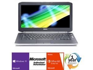 "Dell Latitude E5420 Intel i5 Dual Core 2500MHz 500Gig Serial ATA 4096mb DVD-RW 14.0"" WideScreen LCD Windows 10 Professional 64 Bit Laptop Notebook"