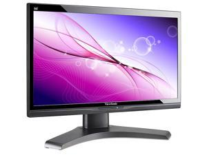 "Viewsonic VX2258WM 1920 x 1080 Resolution 22"" WideScreen LCD Flat Panel Computer Monitor Display Scratch and Dent"